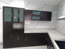 12 Cocina de PVC