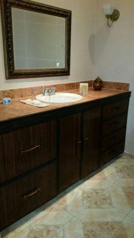1 Mueble de baño