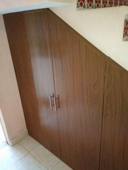 4 Puertas de escalera